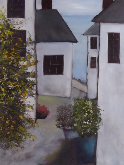 Clovelly Village Devon