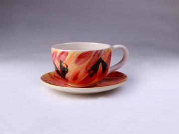 Sell: Hand-made Junkanoo Dinnerware