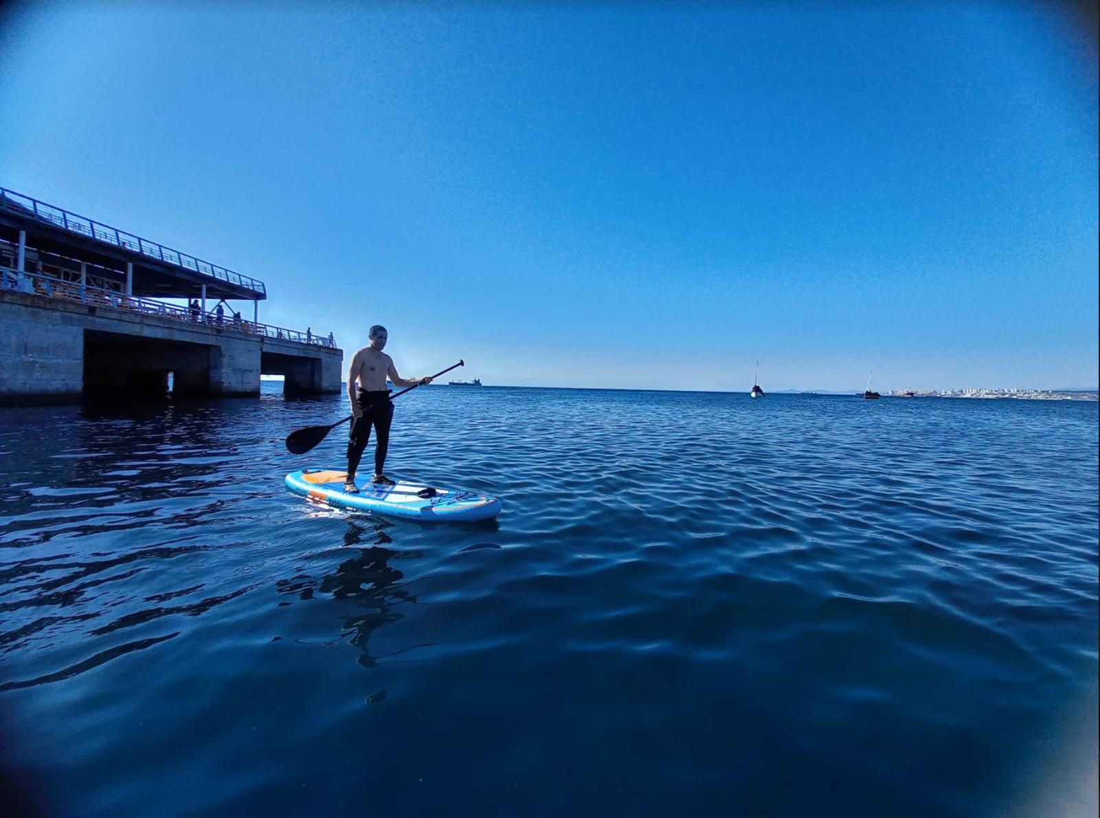Taller de Stand-Up Paddle en Valparaíso