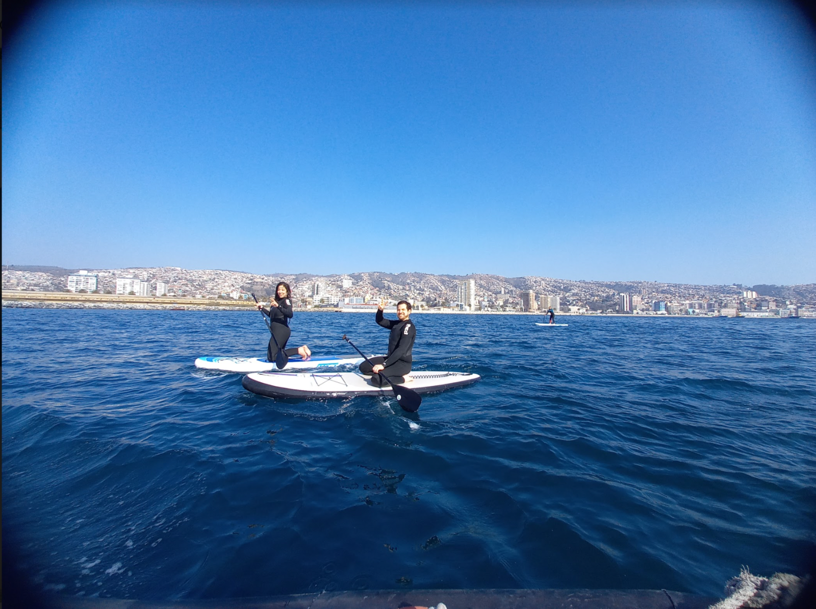 Mensualidad de Stand-Up Paddle en Valparaíso
