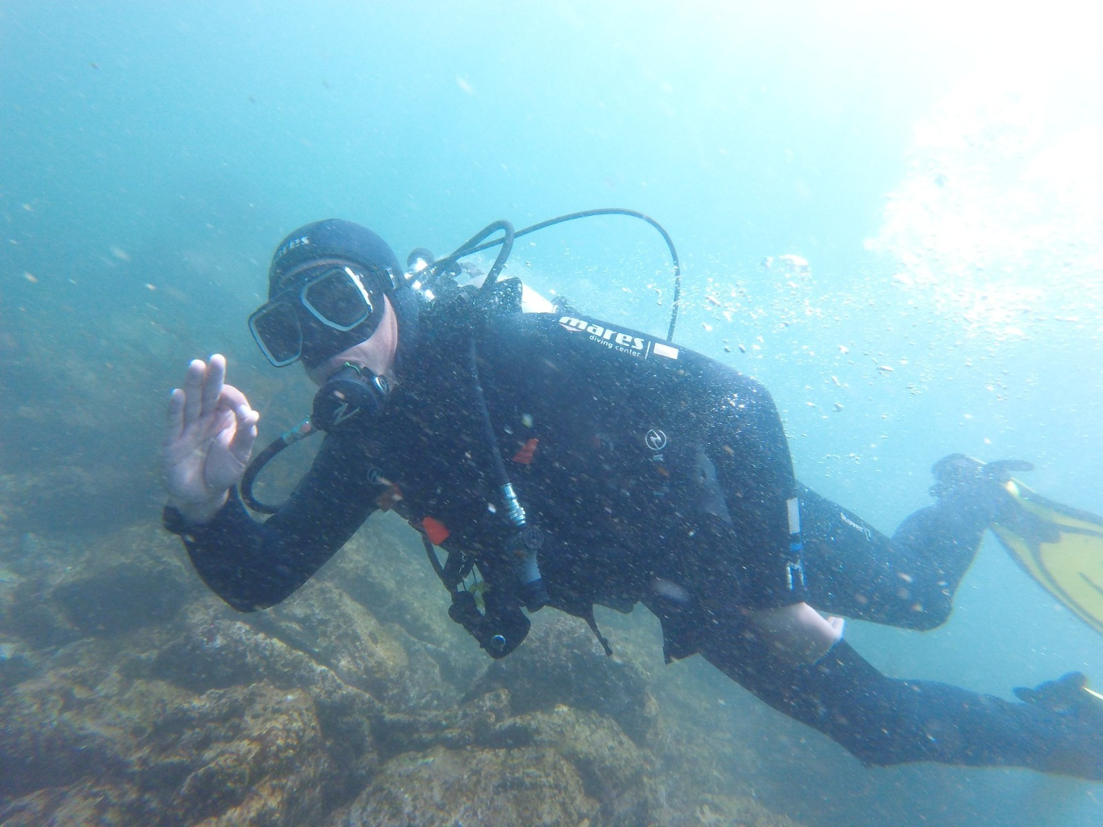 Buceo guiado en Quintay (naufragios y más)