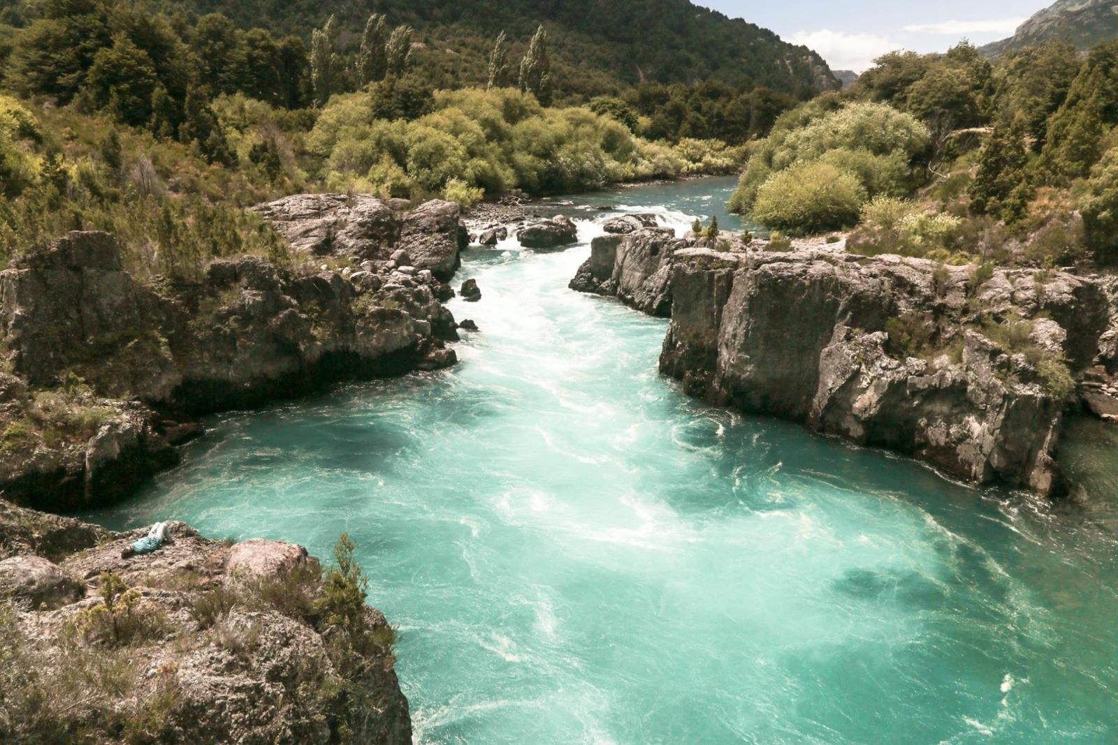 Travesía Rafting 3 días Río Futaleufú