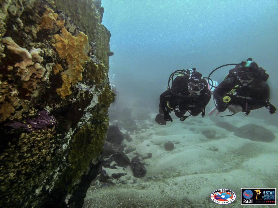Curso PADI Open Water Diver en Algarrobo