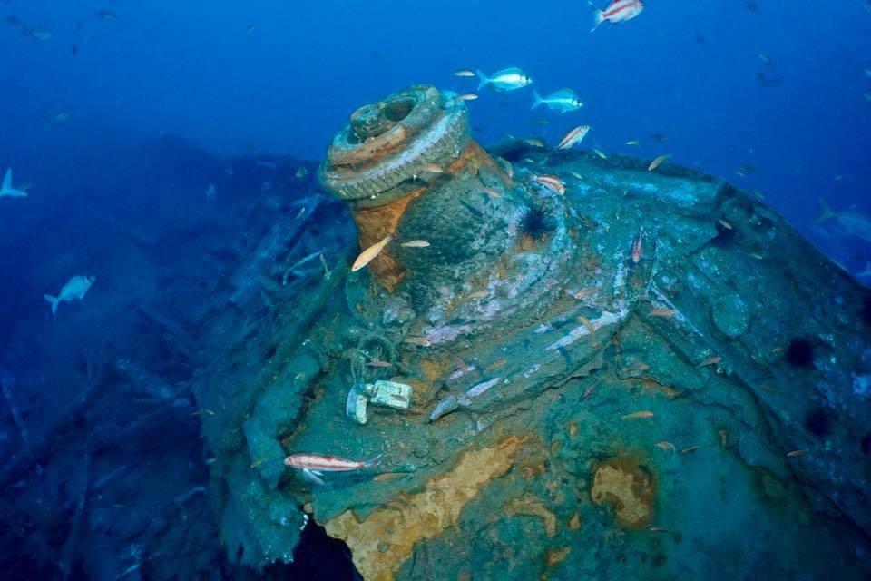 Curso PADI Wreck Diver (Especialidad de Naufragio) en Algarrobo