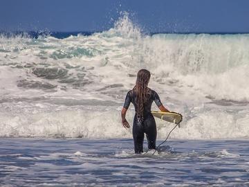 Experiencia: Arriendo de Equipo de Surf en Matanzas