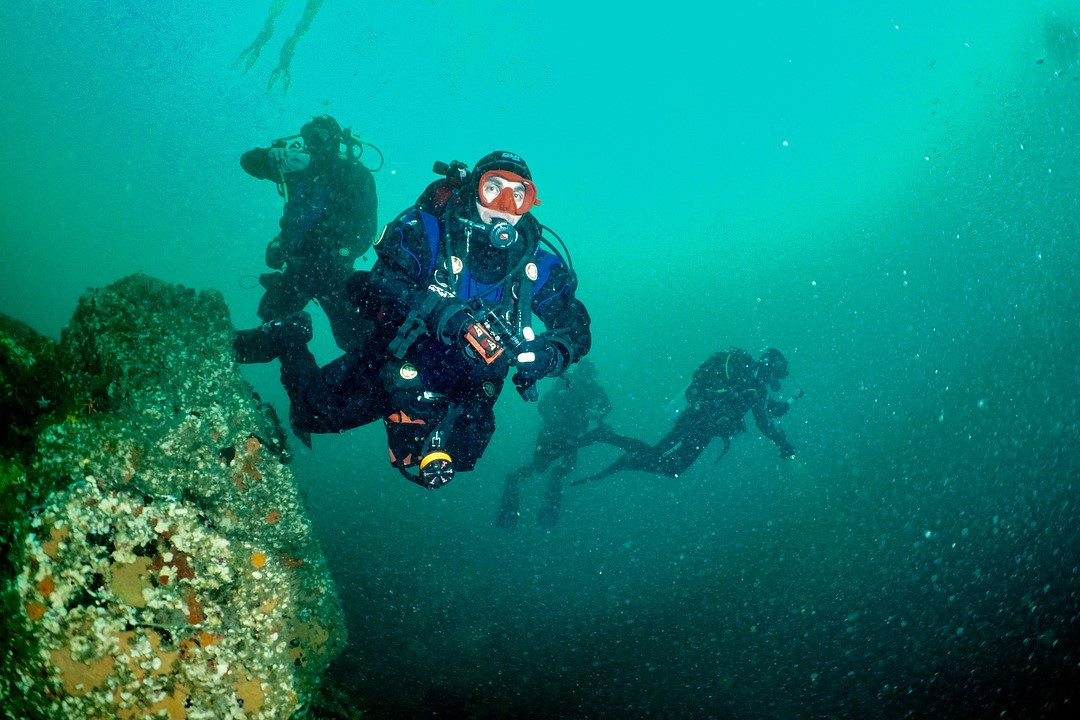 Curso PADI Open Water Scuba Instructor en Algarrobo