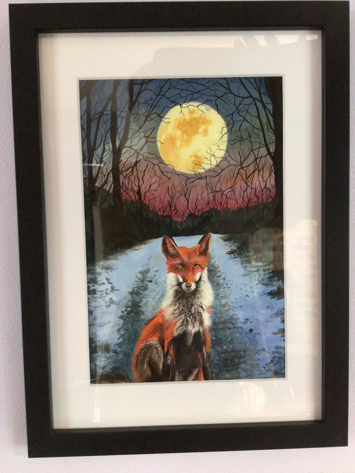 The Fox and the Moon