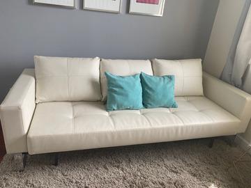 Sell: White Sofa