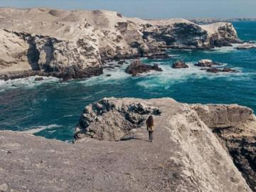 Experiencia: Mediodía Experiencia Changos de la Península