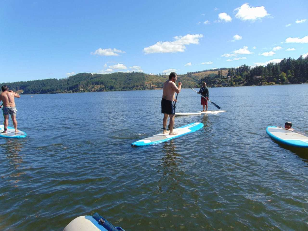 Arriendo Día de Stand-Up Paddle (SUP) en Vichuquén