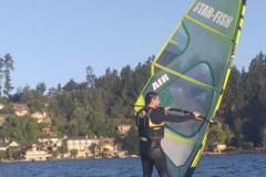 Experiencia: Arriendo de Windsurf en el Lago Vichuquén