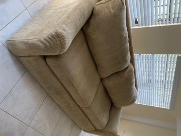 Sell: Bassett Couches (2)