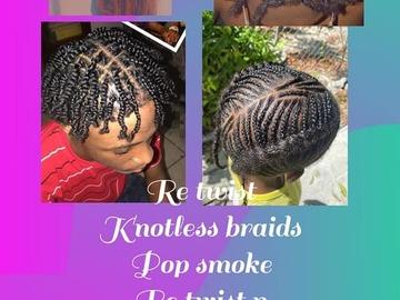 Service: Ree Ree Styles Hair Salon