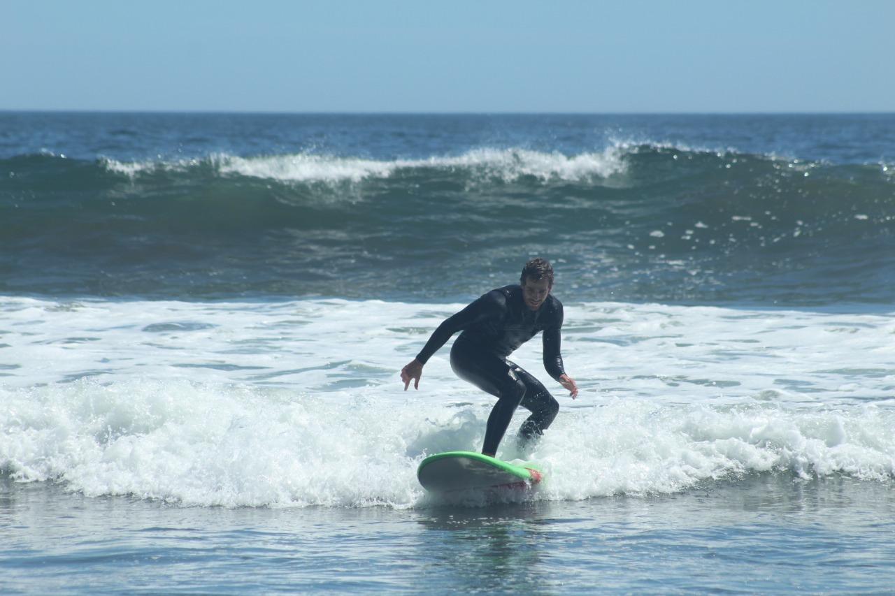Día de Autocuidado en la Playa de Tocopilla
