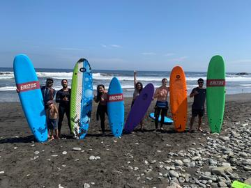 Experiencia: Arriendo de Surf en Caleta Buena, Tocopilla