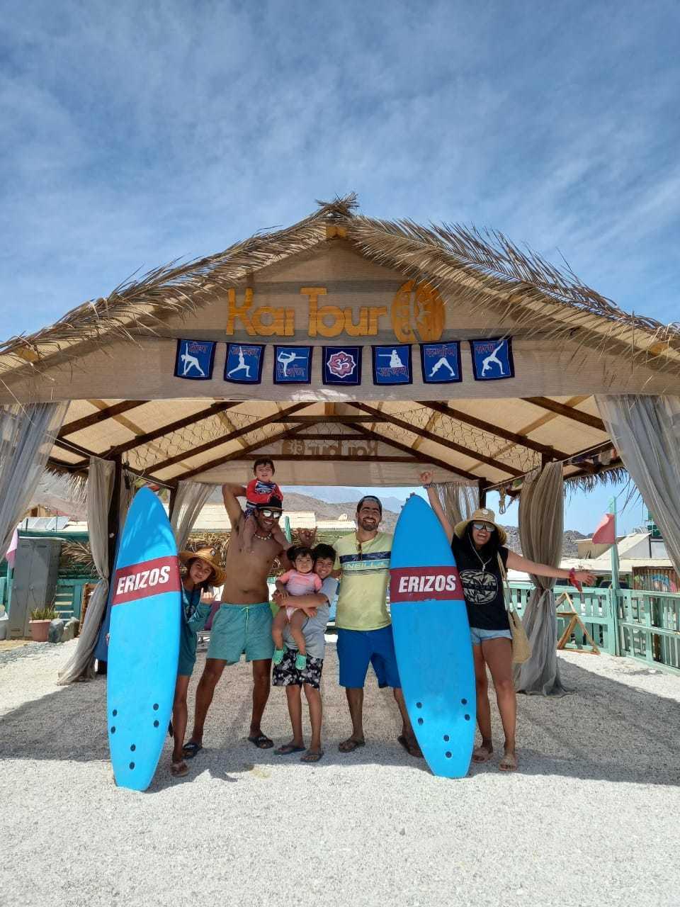 Arriendo de Surf en Caleta Buena, Tocopilla