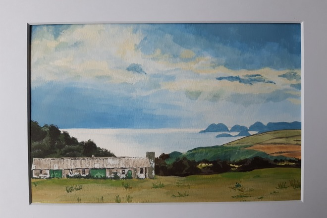 Selling: 'View from Solva 1'