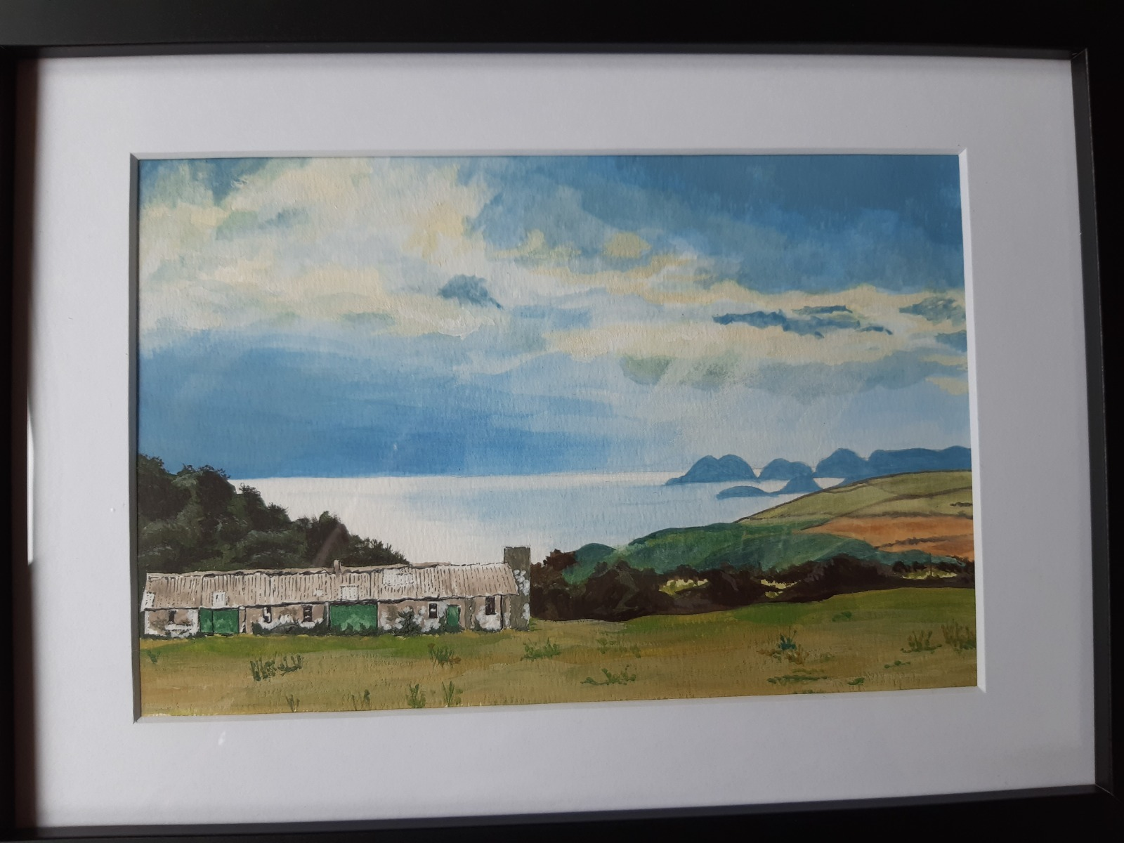 'View from Solva 1'