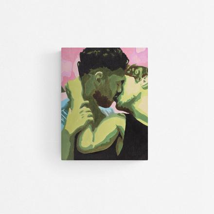 Selling: Green kiss