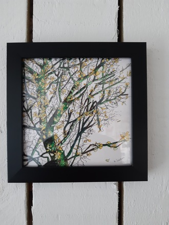 Selling: Early Autumn Leaves