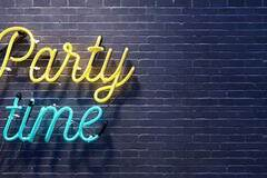 Renting out with online payment: Party Place for a Night Event