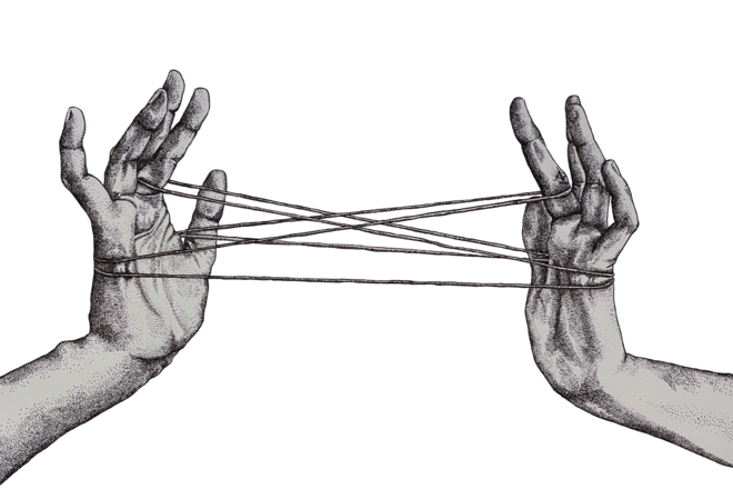 Selling: Cats cradle