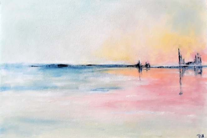Selling: Peaceful Sunset