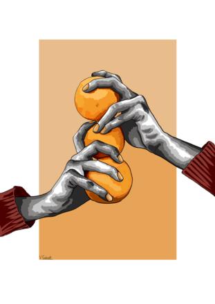 Selling: Oranges