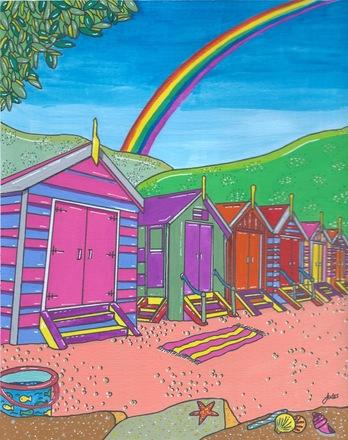 Selling: Beach Huts