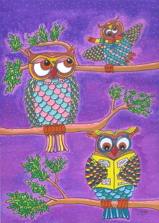 Selling: The Owl Family