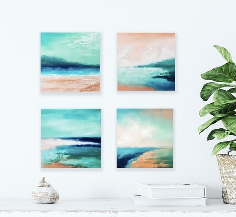 Selling: Tropical Seascapes set