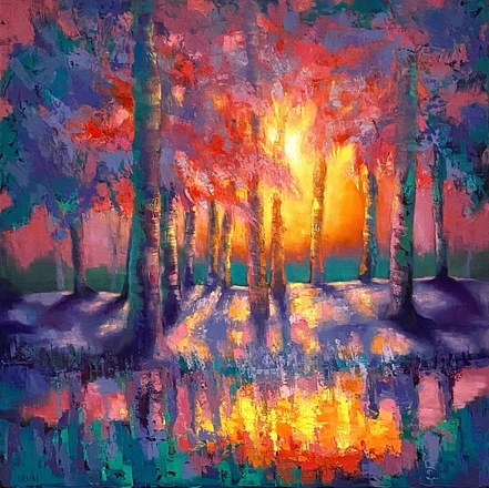 """Selling: """"Fantasy Forest"""""""