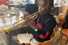 Rent: Trumpet