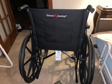 Rent: Wheelchair