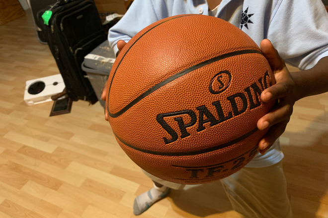 Indoor/Outdoor Basketballs