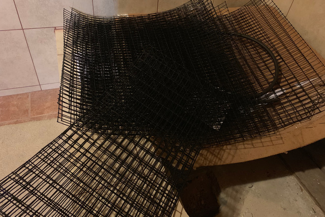 Black Mesh for Fish Cages