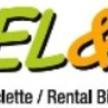 Travelandbike logo