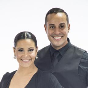 Tito Ortos y Tamara Livolsi T