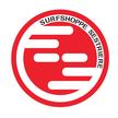 Logo surfshoppe rotondo