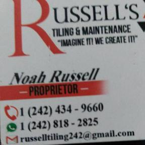Russell's Tiling & Maintenance