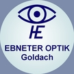 Logohe ab sept.2018 mit text ebneteroptik goldach in quadrat neveralone